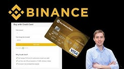 Bitcoin & Co. per Kreditkarte auf Binance kaufen ✅
