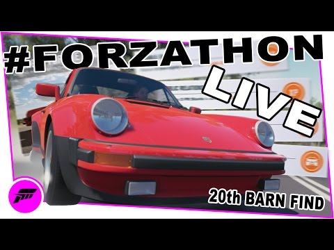 !! 20th Barn Find Location and Car !! (FORZA HORIZON 3 ONLIN