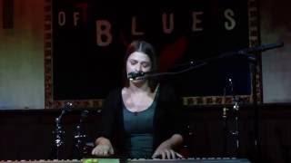 "Cori at House of Blues 2/25/14 ""Hallelujah"" (Leonard Cohen, Jeff Buckley) (Cori Presutti)"
