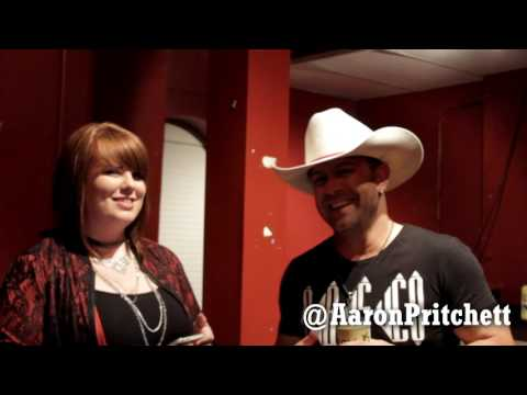 Chatting With Aaron Pritchett in Calgary