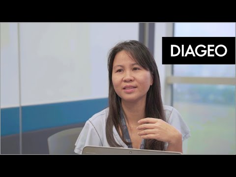 We Are Diageo | Meet Yen Tran, Procurement Manager, Singapore Technical Centre | Singapore | Diageo