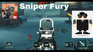 Sniper Fury : Best Shooter Game - HD Gameplay - Android