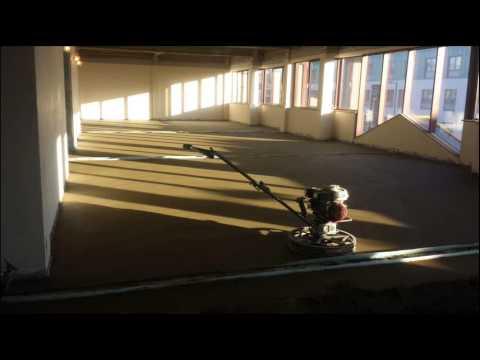 How to floor screed, installing floor screed, underfloor heating screeding by floor screeders