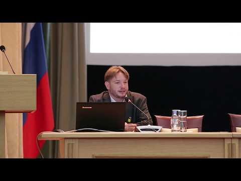 Василий Буров. Лекция 'Цифровая экономика'