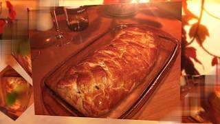 Готовим Мясной пирог с грибами. На празничный стол. Вкусный рецепт Мясной пирог.