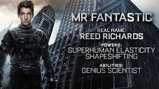 "Fantastic Four | ""Mr. Fantastic"" Power Piece [HD] 