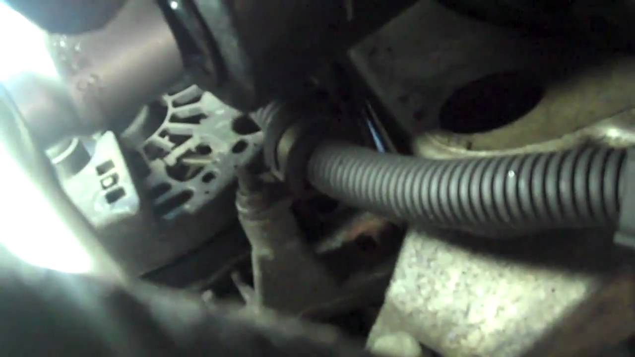Vw Polo 1 4 Mpi Service Changing The Oil Filter