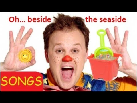 Something Special Holiday | Oh I do like to be beside the seaside Mr Tumble