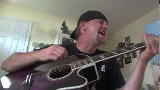 "Steve Waters Acoustic Cover of "" 18 and Life "" by Skid Row"