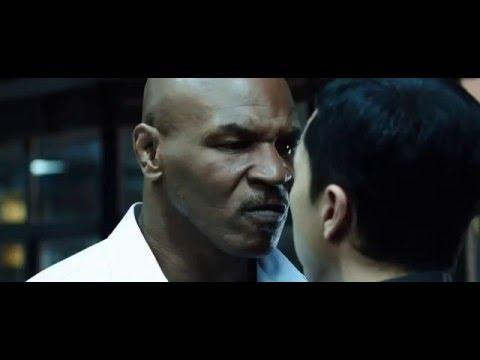 IP MAN 3 - Trailer VO (Donnie Yen et Mike Tyson)