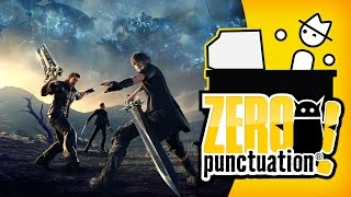 Final Fantasy XV (Zero Punctuation)