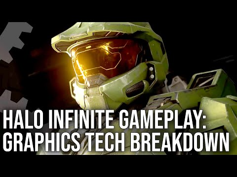 Halo Infinite Gameplay Trailer Analysis: Are The Graphics Really 'Flat'…?