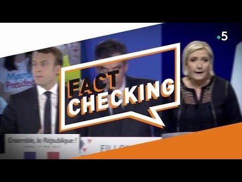 Le Fact Checking - C à Vous - 16/02/2018