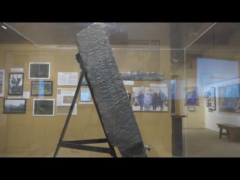 Finding Minnesota: Alexandria's Kensington Runestone Stands Out As Minnesota's Mystery