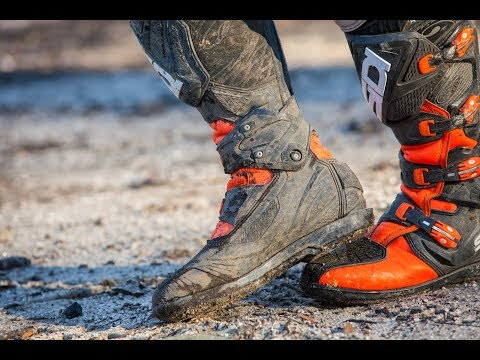 Why MX Boots are Perfect for Adventure