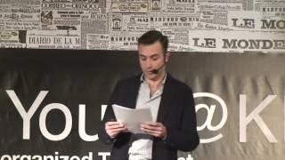 Change in Journalism | Eugene Safonov | TEDxYouth@KIS
