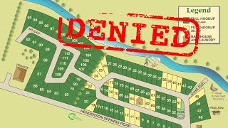 Proposed RV Parks Are Getting Denied! Why?
