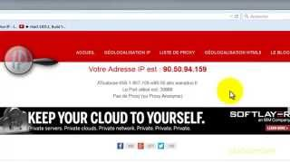 Utiliser facilement un Proxy avec Firefox