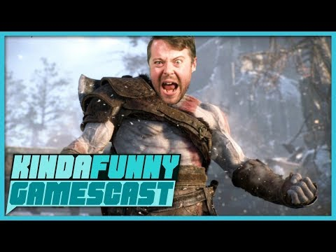 Greg Miller's God of War Review - Kinda Funny Gamescast Ep. 166
