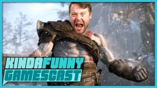 Greg Miller\'s God of War Review - Kinda Funny Gamescast Ep. 166