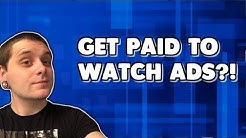 GET PAID TO WATCH ADS! (2018) | [EARNVENTURE] [ADMIMSY] [COINSREWARDER]