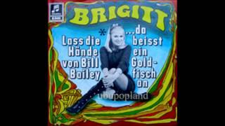 Brigitt  - ... da beisst ein goldfish an - German girl groove psych 69/70