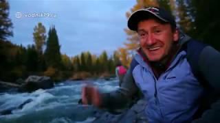 ВОДОМЕТНОЕ САФАРИ - II (ч.3)  Путешествие на водометных лодках и рыбалка на горных реках Сибири