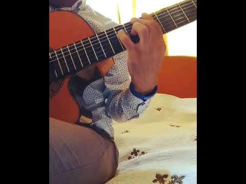 Nieve y agua (guitarra primera parte) Marcos Vidal - Acordes de gracia