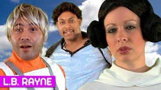 L.B. RAYNE - Skywalking