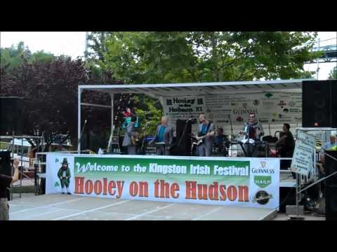 2012 Hooley on the Hudson  The NY band with Tommy Flynn