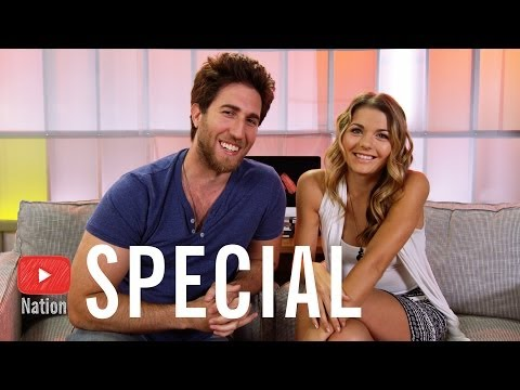 Meet the Stars of LonelyGirl15 #TBT | Youtube Nation | SPECIAL