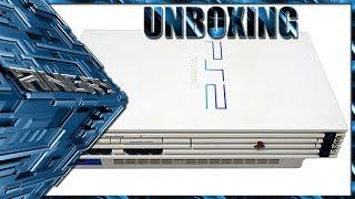 Unboxing Playstation 2 White + Jogos