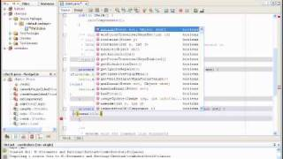 video tutorial java (semaforo)
