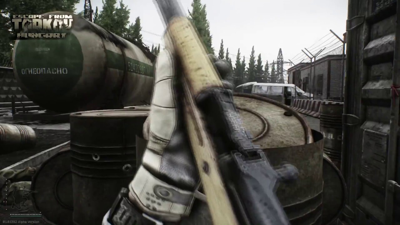 Escape From Tarkov - Multiplayer Gameplay