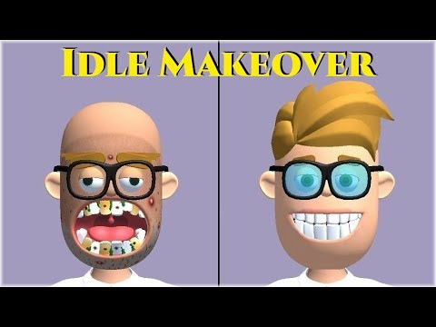 Взломанный Idle Makeover (Android Gameplay)
