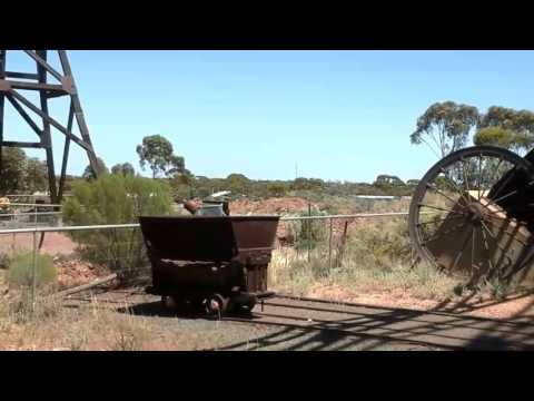 A visit to the Hannans North Tourist Mine part 1 ( feat Majorspud )