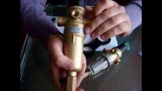 Фильтры с редуктором Honeywell FK - комплектация, характеристики(Обзор сетчатых механических фильтров с редуктором давления Honeywell серии FK06 для холодной и горячей воды...., 2014-07-24T18:38:57.000Z)