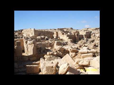 2005 Jordanie, Le Wadi Mujuib, Canyon du Wadi Mujib, Fouilles de Um Rumssas, Um er-Rasas