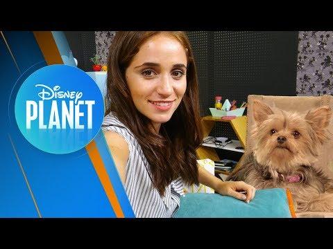 Nina de Sou Luna Conta Tudo para Queen Mary   Disney Planet
