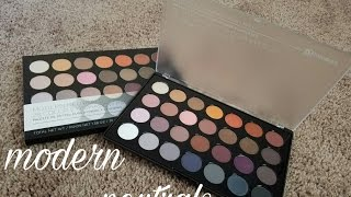 modern neutrals palette by bh cosmetics  surybeauty