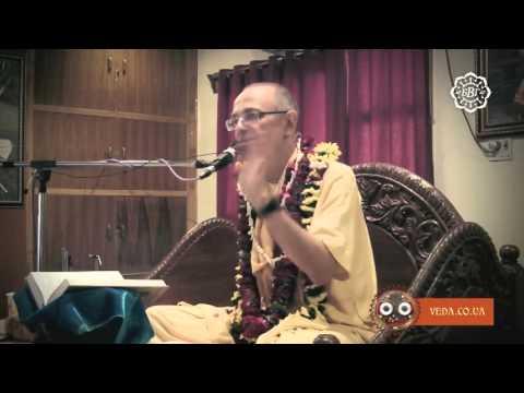 Бхагавад Гита 16.23 - Бхакти Вигьяна Госвами