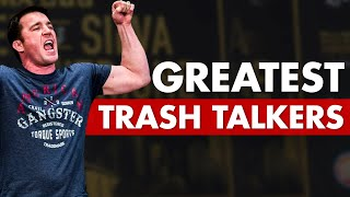 The 10 Greatest Trash Talkers in MMA History