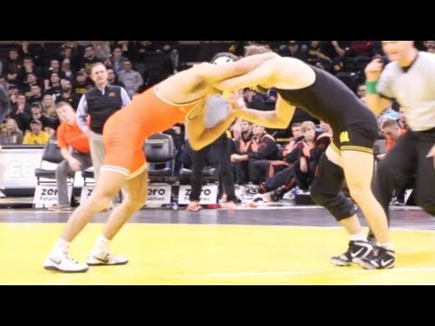 FloWrestling Radio Live Ep. 355 - Iowa vs. Oklahoma State Preview
