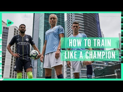 How To Train Like A Champion: On Tour With Manchester City In The USA
