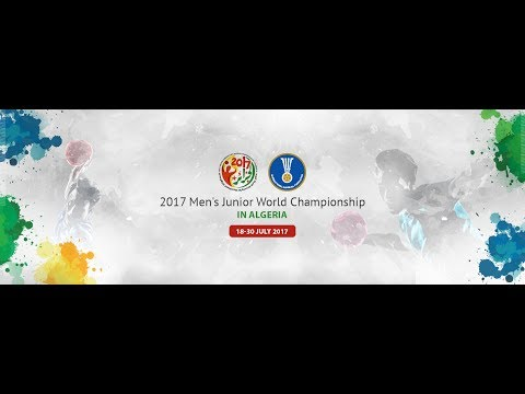 IHF Men's Junior World Championship - Algeria 2017 | 27 July 2017