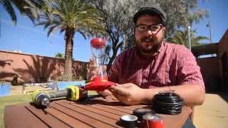 Diy Solar Light Bird Feeder