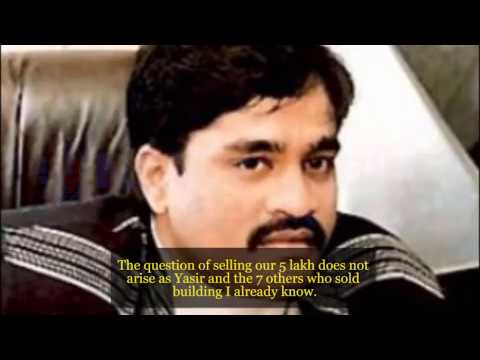 Dawood Tapes Exclusive by Newsmobile