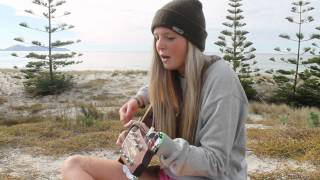 JAMIE MCDELL - Drive My Soul [ Lights cover ]