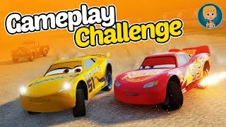 disney cars cartoon games for kids - lightning mcqueen games cars 2 challenges thumbnail