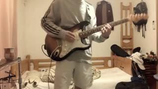 SuchmosのJET COASTを弾いてみました。耳コピなので間違ってるところあ...